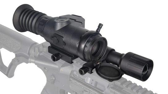 The Sightmark Wraith 4K Digital Riflescope.