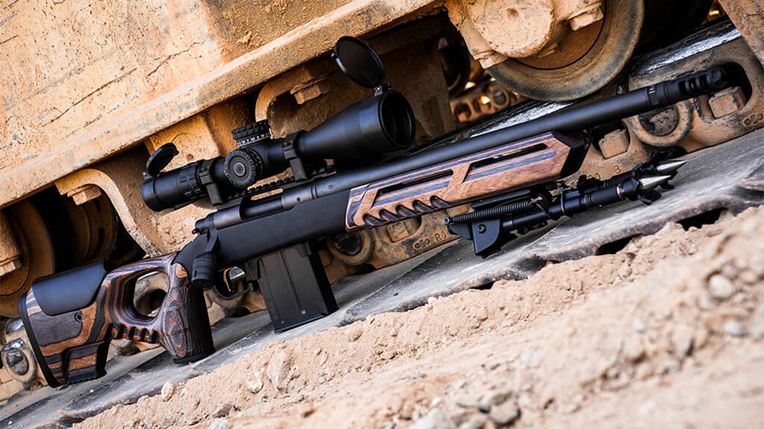The New WOOX Cobra Thumbhole Precision Riflestock Inspires Accuracy
